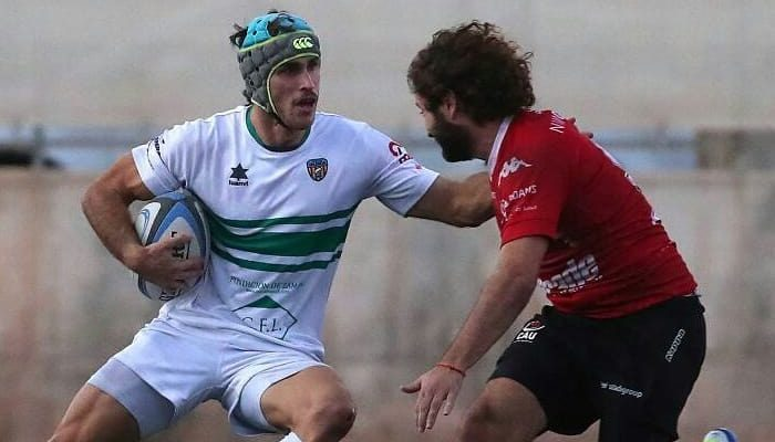 Emilien Cabale Rugby Club Valencia